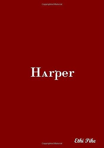 Read Online Harper: Collectible Notebook pdf