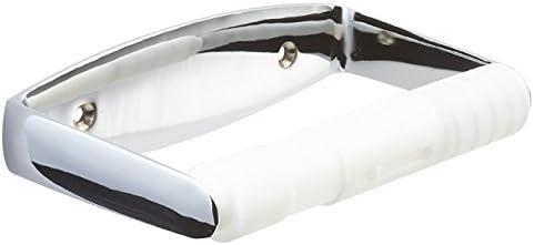 William Hopkins 19301SK Robin Chrome Plated Standard Toilet Roll Holder