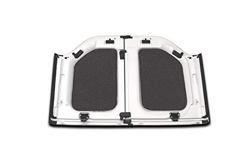 BedRug Jeep HeadLiner - BedRug HLJK114DRK fits 11+ JK Unlimited 4 door