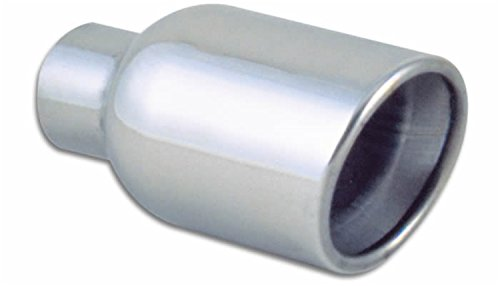 """Vibrant 1303 4"""" Round Stainless Steel Tip"""