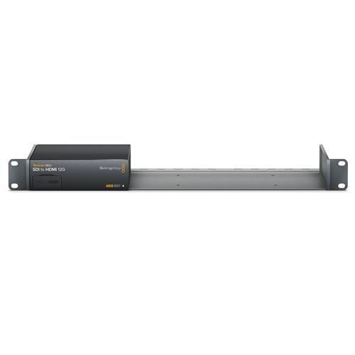 Media Converter Shelf - Blackmagic Design 1RU Teranex Mini Rack Shelf