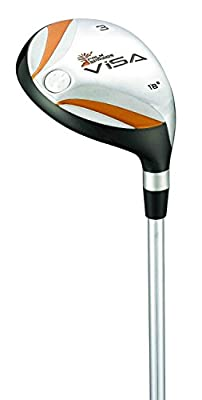Palm Springs Golf Club Men's Right Hand Visa #2 15-Degrees Hybrid (Regular)