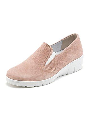 Pantalone Donna Avena Soft Select - Suola Antiriflesso Rosa