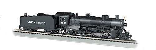 Bachmann Industries Trains Usra Light Pacific 4-6-2 Dcc Sound Value Equipped Union Pacific 2880 Ho Scale Steam Locomotive ()