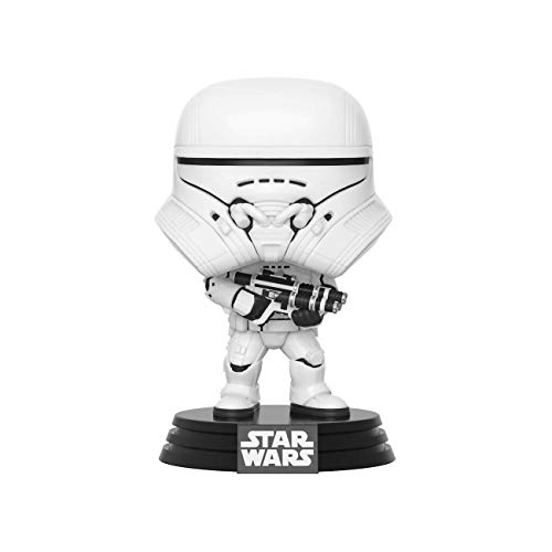 Funko Pop! Star Wars: Episode 9, Rise of Skywalker - First Order Jet Trooper