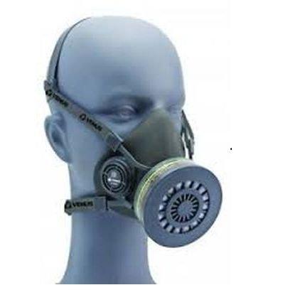 SAFETY ZONE Gas Mask Venus V-500 (B075V8PN89) Amazon Price History, Amazon Price Tracker