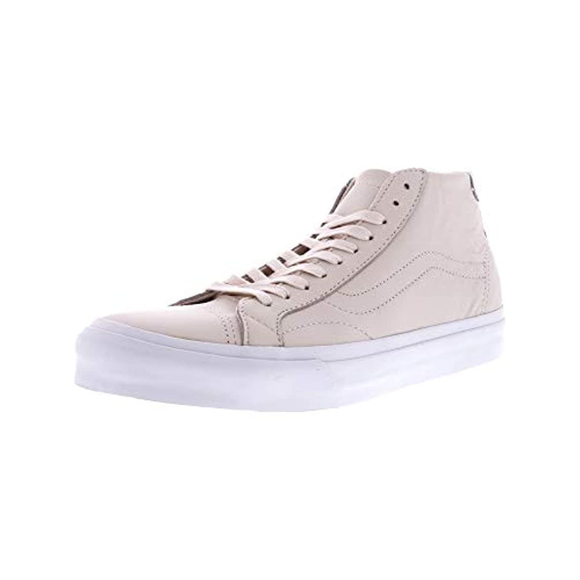 Vans Court Mid Dx Leather Ankle high Canvas Skateboarding Shoe