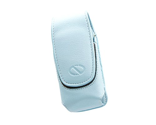 Ultima Cell Phone Case (Naztech Ultima Case - Small/Medium Bar Phones - Blackberry, HTC, Samsung, LG, Motorola, and Nokia - Ice Blue)
