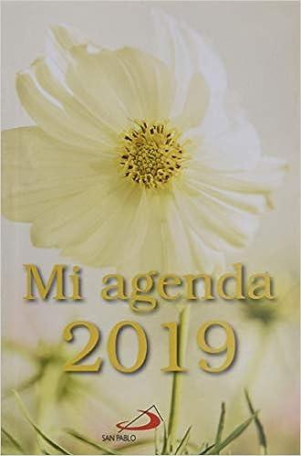 Mi agenda 2019: funda transparente Calendarios y agendas ...