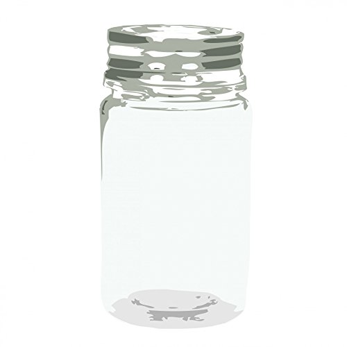 (Home Comforts Laminated Poster Glass Jar Clipart Illustrations Poster Print 24x 36)