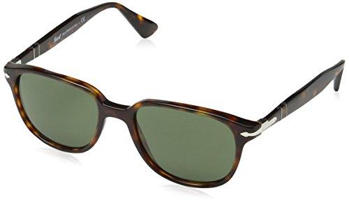 Persol PO3149S Sunglasses-24/31 Havana (Green - Persol 52