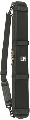 VDP Universal Products 5078115 Neoprene Black Can Tube Cooler and Storage Pouch Six 6 , Velcro Straps and Shoulder Strap