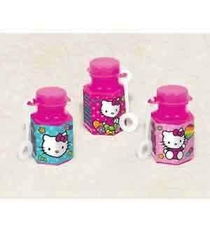 Hello Kitty Rainbow Mini Bubbles Birthday