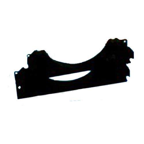 - Trident Universal Impact Resistant Plastic Tank Cradle with Straps