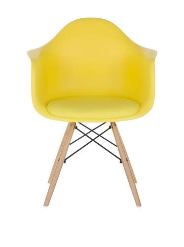 Amazon.com: SuperStudio Lo + demoda Plastic Chairs Set of 2 ...