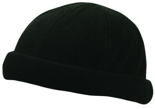 Dockland Fleece-Cap, dark grey Dark Grey