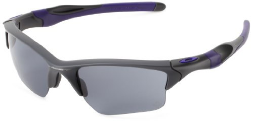 1c7b6eeb335 Oakley Infinite Hero Half Jacket 2.0 XL Carbon   Grey Lens Men s Sport  Sunglasses (B009S7S90Y)