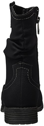 Schwarz black Femme Bottines Tailor 379990330 Tom qwpOIO