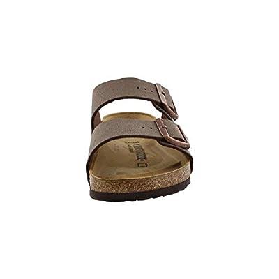 Birkenstock Women's Arizona Birko-Flo Mocca Sandals - L8 M6 39,0