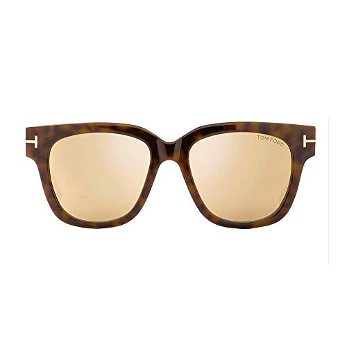 Mirror C53 Soleil De Brown Ft0436 Tracy other Lunettes Tom havana 56g Ford SFqffPw