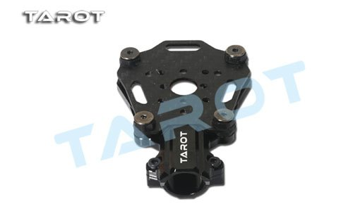 Tarot Dia. 16mm Suspended Anti-shock Motor Mount Seat Holder TL68B34 (Black) (Mount Suspended)