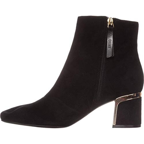 Black Femmes Bottes Dkny Suede Corrie nROCqwpW