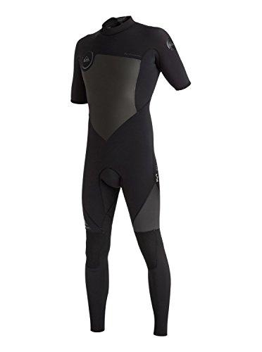 Quiksilver Mens Syncro 2/2Mm - Short Sleeve Fullsuit Shor...