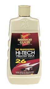 Meguiars Hi Tech Yellow Wax - 7