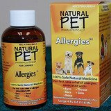 Natural Pet Allergies For Dogs 4 Ounces