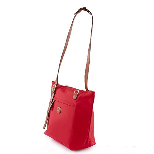 bag Bric's Donna Rosso Shopping X X travel Paqxw5a8