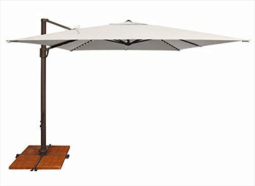 SimplyShade Bali Pro Patio Umbrella in Natural