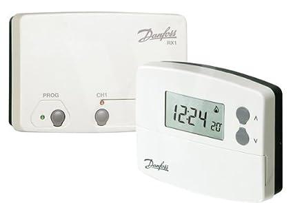 Danfoss Randall tp4000 inalámbrico programable termostato de habitación