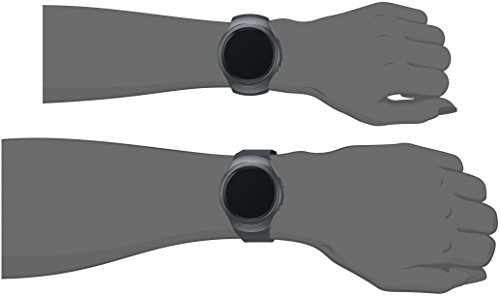 Samsung Gear S2 Smartwatch - Dark Gray by Samsung (Image #9)
