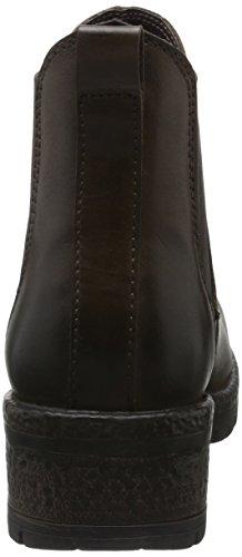 XTI 65366, Zapatillas de Estar por Casa para Mujer marrón