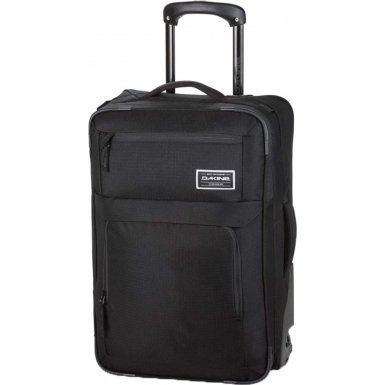 Dakine Carry On Roller, Black, 40L by Dakine