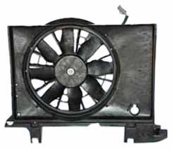 - TYC 621200 Volvo 70 Series Replacement Radiator/Condenser Cooling Fan Assembly