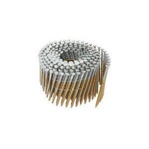 Interchange 16474 3-1/4-Inch by .131-Inch by 15 Degree Smooth Shank Wire Collated Coil Framing Nail 4000 Per Box by Interchange