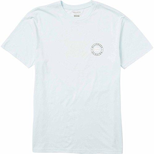 Billabong Men's Native Rotor Florida T-Shirt Coastal Blue Large