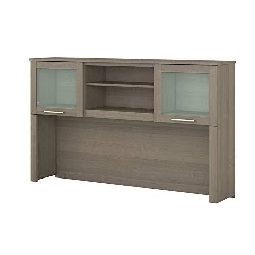 Bush Furniture WC81631 Somerset Hutch for L Shaped Desk, 60W, Ash Gray