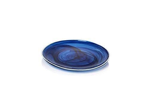 Alabaster Plate - Zodax
