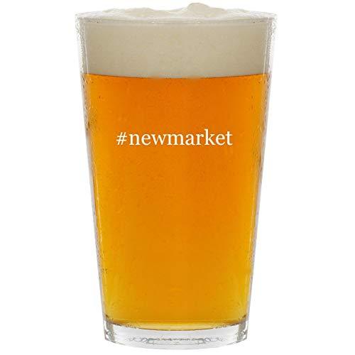 Jacket Newmarket (#newmarket - Glass Hashtag 16oz Beer Pint)