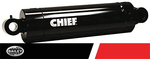 Chief WX Welded Cylinder: 3 Bore x 6 Stroke, 3000 PSI, 1.5
