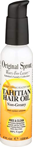 Original Sprout Tahitian Hair Oil Oil For Unisex