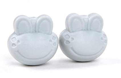 Sadingo silicona perlas de 10 unidades de rana - 18,5 mm ...