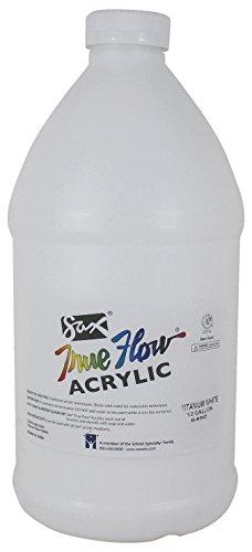 sax-true-flow-medium-bodied-acrylic-paint-1-2-gallon-titanium-white