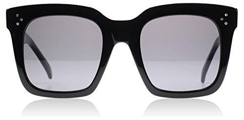 Celine Sunglass CL 41076/S 807 Black Frame by Celine