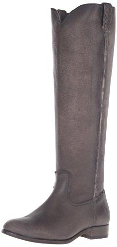 FRYE Womens Cara Tall Leather