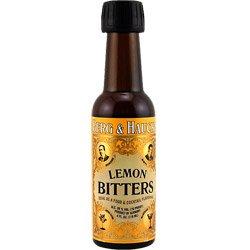 Berg & Hauck's Lemon Cocktail Bitters - 4 oz ()