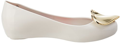 Vivienne Westwood En Melissa Damen Vw Ultragirl 19 Peep-toe White (wit Hart)