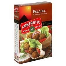 Fantastic World Foods Falafel Mix 10-ounce, Vegan, Kosher (Pack of 3)